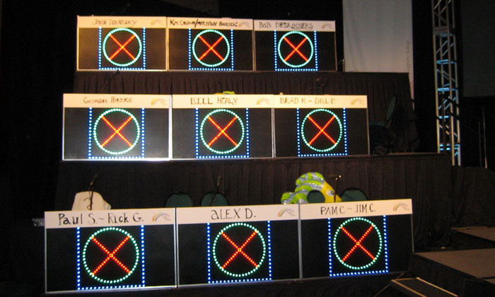 Celebrity Tic Tac Toe in Puerto Rico