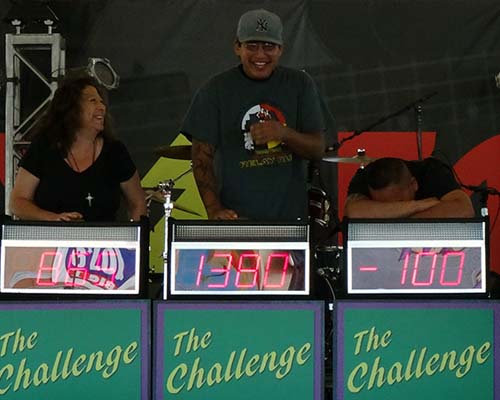 Competitive spirit and emotion abound at the state fair