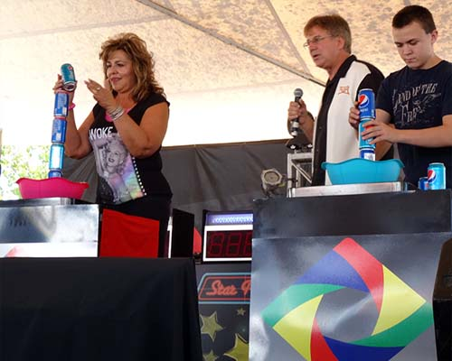 Sponsor friendly games, just another reason The Game Show Source rocks at your fair or festival!