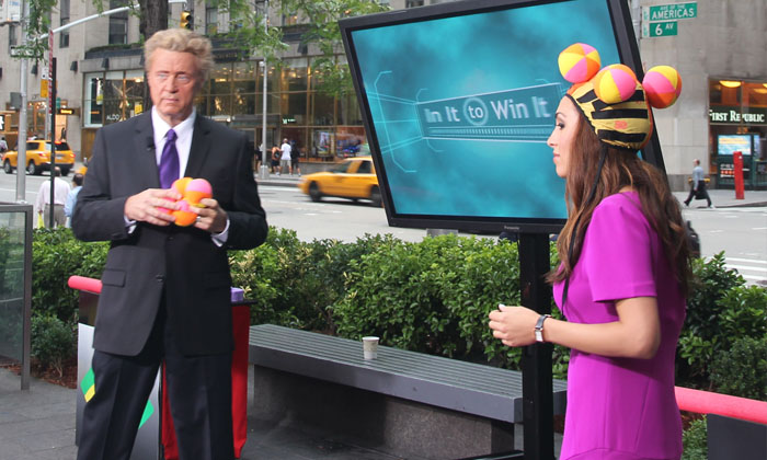 Shadoe Stevens with Maria Molina-Fox and Friends play In It To Win It