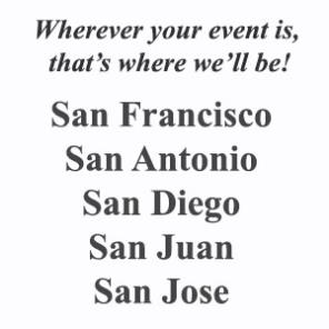 The Game Show Source in San Francisco-San Diego-San Jose-San Juan