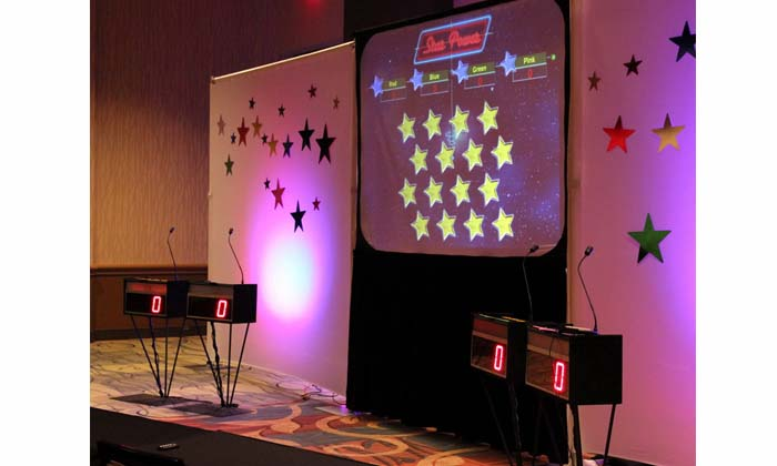 Star Power Game Show at corporate event in Orlando Florida