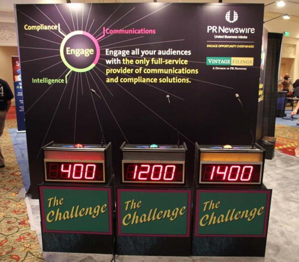 The Challenge at Trade Show