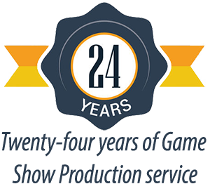 24 years of game show production