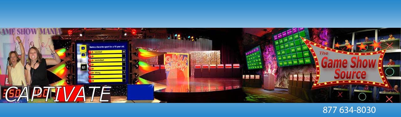 Game Show Events | Corporate Game Show