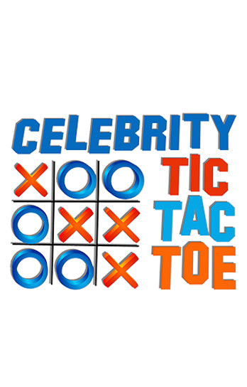 Celebrity Tic Tac Toe logo