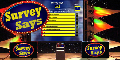 Survey Says Game Show