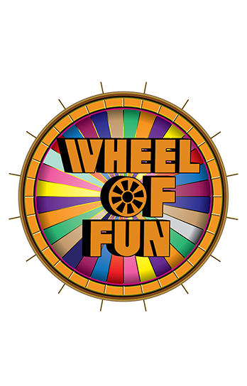 spin to win wheel of fun game show for party fortune