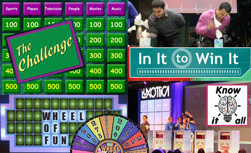 Interactive Team Building Game Shows for Parties and Corporate ...