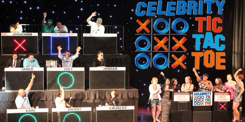 Hollywood Squares Style Show
