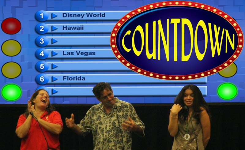 Countdown-Fast Paced Game Show for party