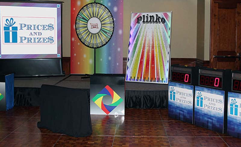 Prices and Prizes-fun interactive pricing game show  for party